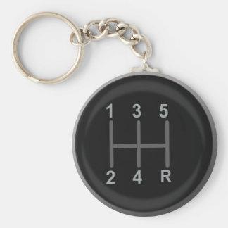 Gear Shift keychain