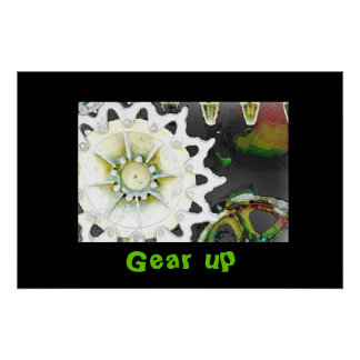 gear up  Poster
