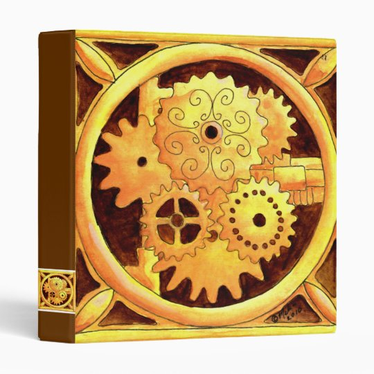 Gearbox 1 binder