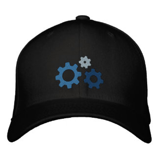 Gearhead Embroidered Hat