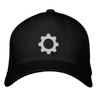 Gearhead Fitted Embroidered Hats