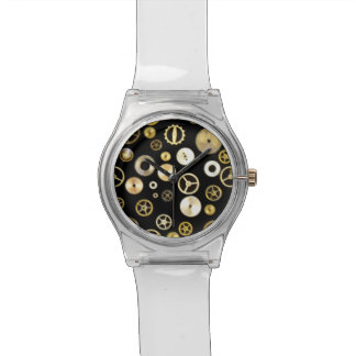 Gears and Cogs Watch