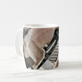 Gears Are Showing Coffee Mug