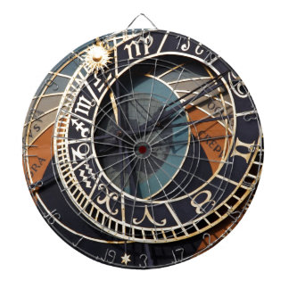 Gears Clock  MeDiEvAL Destiny Gifts Dartboard
