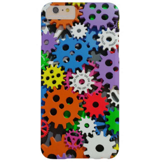 Gears, Gears and More Gears Barely There iPhone 6 Plus Case