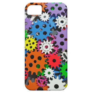 Gears, Gears and More Gears Case For The iPhone 5