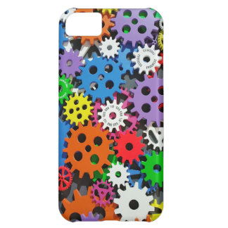 Gears, Gears and More Gears Cover For iPhone 5C