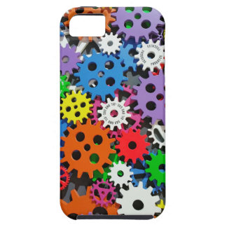 Gears, Gears and More Gears iPhone 5 Covers