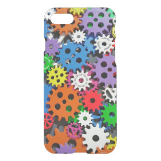 Gears,gears and more gears iPhone 8/7 case