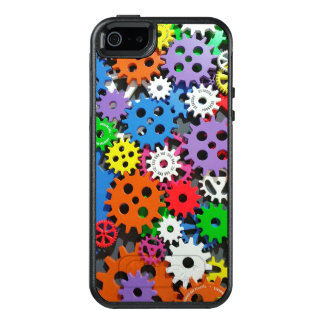 Gears, Gears and More Gears OtterBox iPhone 5/5s/SE Case