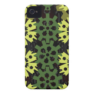 Gears Of Nature Case-Mate iPhone 4 Case