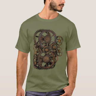 Gears on your Gear! (Large) T-Shirt
