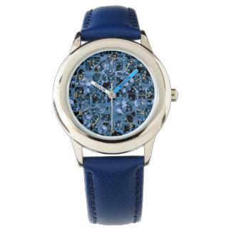 Gears Wrist Watch