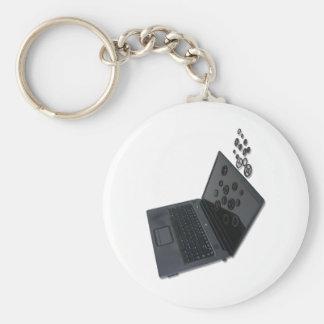 GearsCreativity Keychain