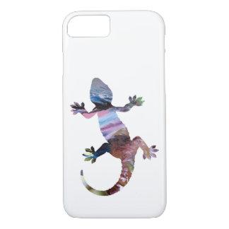 Gecko art iPhone 8/7 case