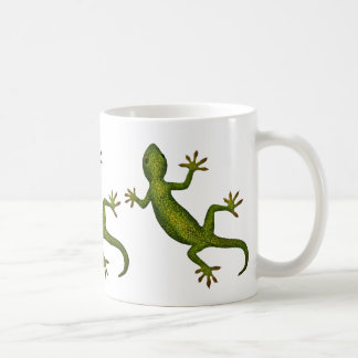 Gecko Coffee Mug