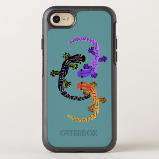 Gecko Dance OtterBox Symmetry iPhone 7 Case