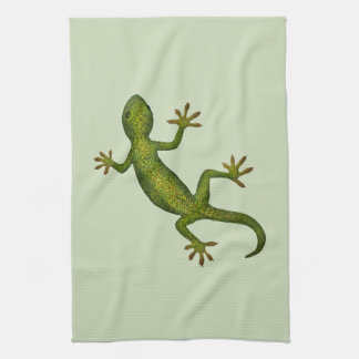 Gecko Kitchen Towel