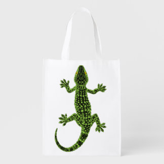 Gecko Market Totes