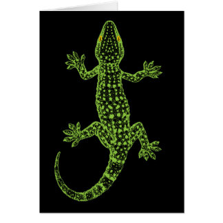 Gecko Note Cards