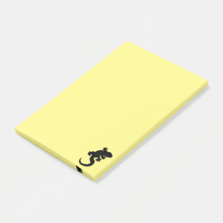 Gecko Post-it Notes