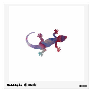 Gecko Wall Decal