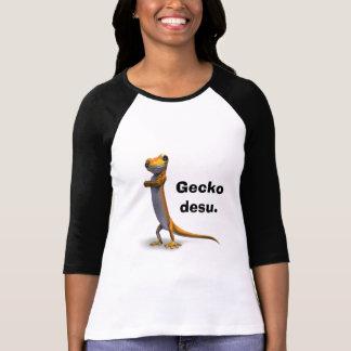 Geckodesu 2 (women) T-Shirt