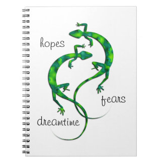 Geckos Notebook