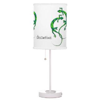 Geckos Table Lamp