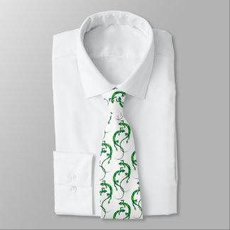 Geckos Tie
