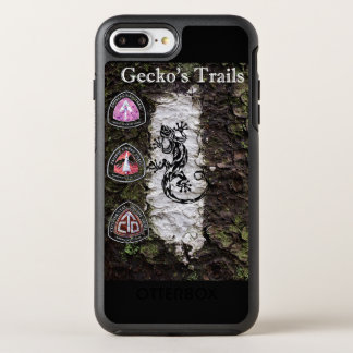 Gecko's Trails iPhone 7s Otterbox Spec Case