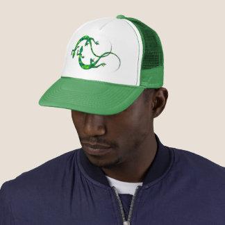 Geckos Trucker Hat