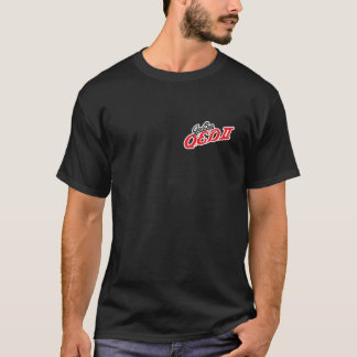 Gee Bee QED II // Logo T-Shirt // Black