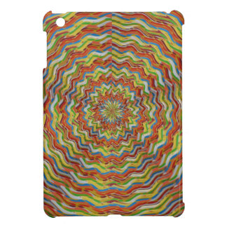 GEE SPOT Pleasure WAVES in GOLD ENJOY SHARE Cover For The iPad Mini