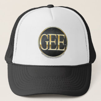 GEE TRUCKER HAT