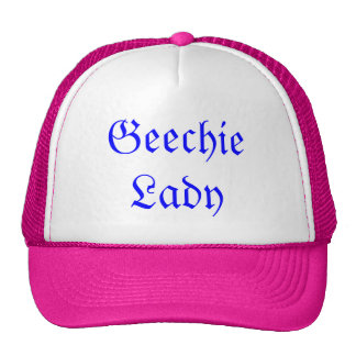 Geechie Lady Mesh Hat