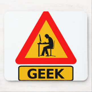 Geek at Work (and play) Mouse Pad