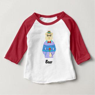 geek bear baby T-Shirt