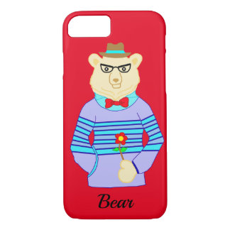 geek bear Case-Mate iPhone case