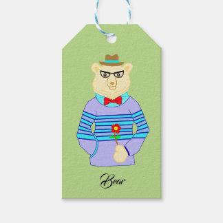 geek bear gift tags