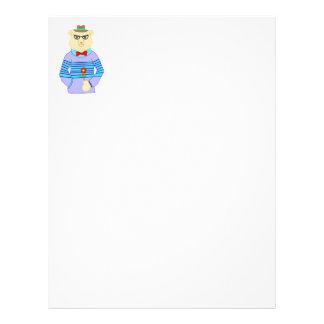 geek bear letterhead
