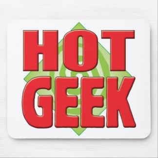 Geek chaud v2 tapis de souris