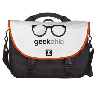 Geek chic sacoches pour ordinateur portable