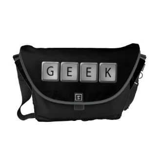 Geek Courier Bags