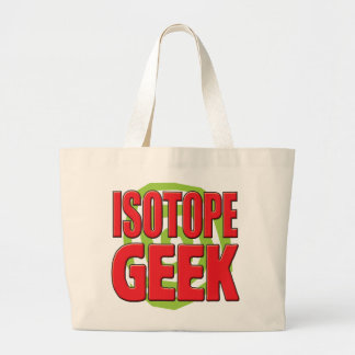 Geek d isotope sac