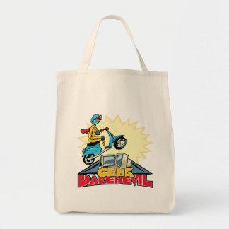 Geek Daredevil Jump Canvas Bags