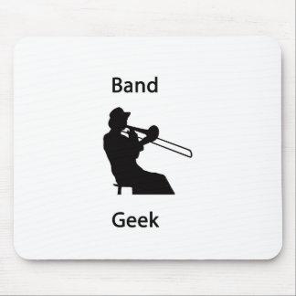 Geek de bande tapis de souris