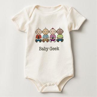 geek de bébé body pour bébé