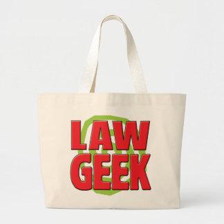 Geek de loi sacs fourre-tout
