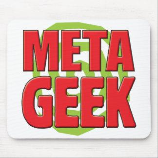 Geek de méta tapis de souris